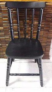 Cadeira Para Mesa Madeira Maciça Eucalipto Embuia