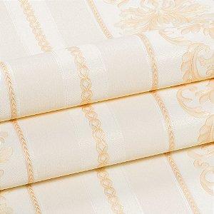 Papel De Parede Dekor Importado Vinílico Lavável Textura Em Relevo 8063