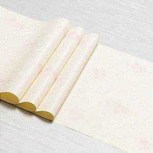 Papel De Parede Dekor Importado Vinílico Lavável Textura Em Relevo 58101