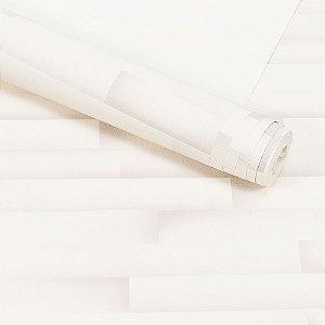 Papel de Parede Importado Vinílico Lavável Textura em Relevo Geométrico 81131