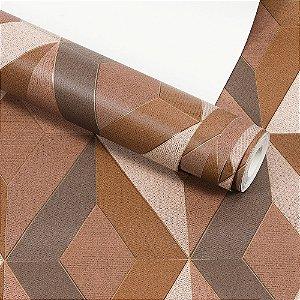 Papel de Parede Dekor 3D Importado Vinílico Lavável Textura em Relevo 33073