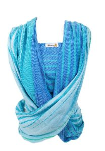 Wrap Sling Blues (Sarja esp. peixe) T5 - 4,20mts