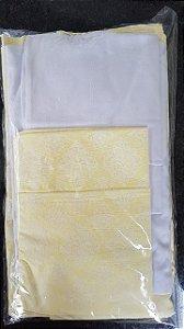 kit lençol de berço Trully Yellow