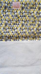 (M) FastWrap Triângulos Amarelo e Cinza