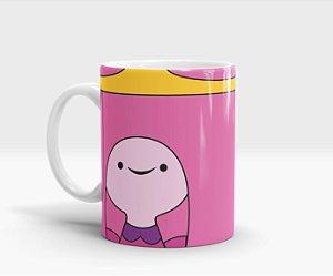 Caneca Princesa Jujuba - Adventure Time (Hora de Aventura)