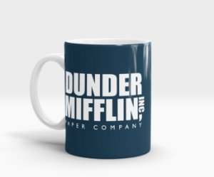 Caneca Dunder Mifflin - The Office