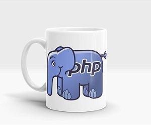 Caneca PHP - Elefantinho