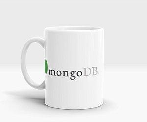 Caneca Mongo - MongoDb