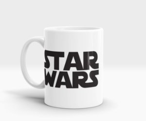 Caneca Star Wars Rebel
