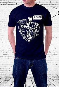 Camiseta Eu Escuto!