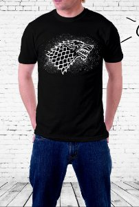 Camiseta Stark - Game of Thrones