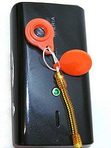 Jelly Lens - lente para celular e câmera fotográfica compacta