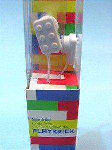 Fone de ouvido Lego (in-ear)