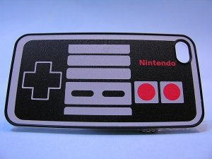 Case Controle de Nintendo para iPhone 4