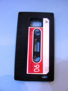 Case de Fita K7 - Galaxy SII