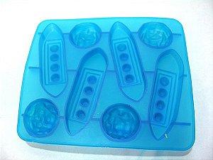 Forma de gelo Titanic (silicone)