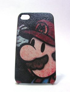 Case Mario - iPhone 4 / 4S