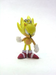 Chaveiro Super Sonic