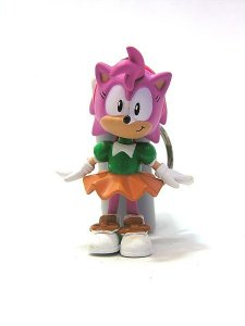 Chaveiro Amy Rose - Sonic