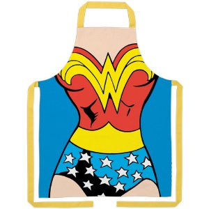 Avental Mulher Maravilha (Wonder Woman)