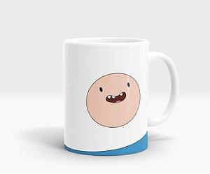 Caneca Finn - Adventure Time (Hora de Aventura)