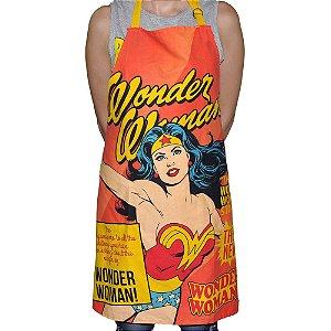 Avental Mulher Maravilha (Wonder Woman) - Capa