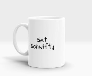 Caneca Get Schwifty - Rick and Morty