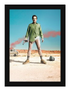 Poster Breaking Bad 1