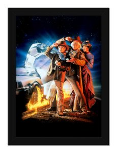 Poster Back To The Future 3