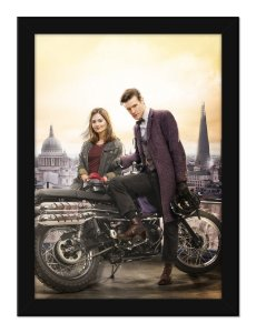 Poster Dr Who 2