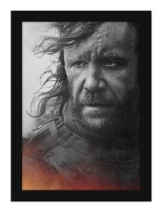 Poster Game of Thrones - The Hound