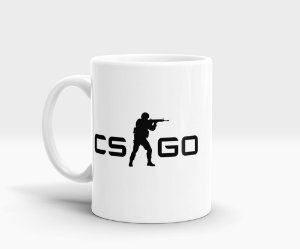Caneca CS GO - Counter Strike