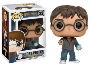 Estatueta Funko Pop! Harry Potter - Harry w/ Prophecy