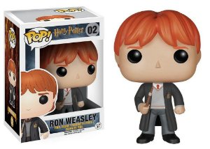 Estatueta Funko Pop! Harry Potter - Ron Weasley