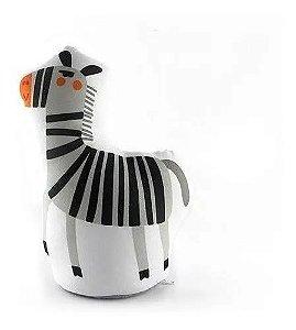 Peso De Porta Zebrinha Zebra Fofa Decoração Enfeite Casa