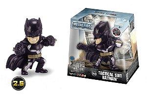 Boneco Batman DC Liga da Justiça Metal DIE CAST Original