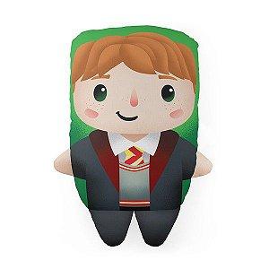 Almofada Decorativa Rony Weasley Temática Para Quarto Sala