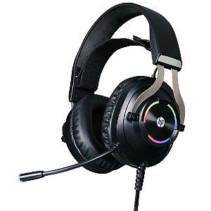 Headset Gamer HP 7.1 H360GS USB RGB Fone de Ouvido PRO