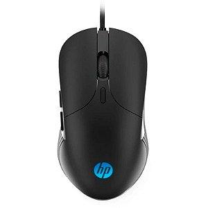 Mouse Gamer HP M280 RGB 2400 DPI 6 Botões PRO