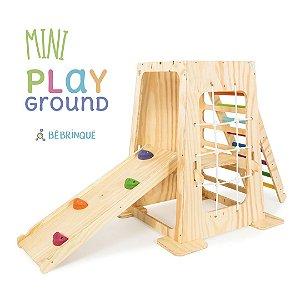 MINI Playground - BêBrinquê - Play