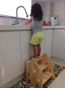 Banco - Escada Casinha