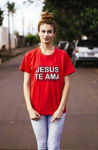 Brusinha Jesus te ama