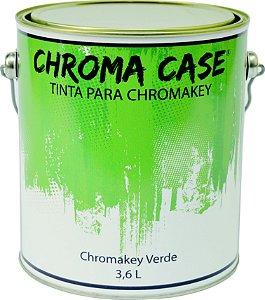 Tinta Chroma Key Verde