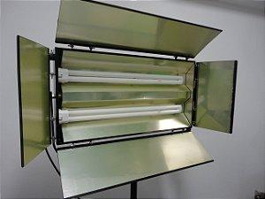 Iluminador Refletor Fluor Cold Light 2L