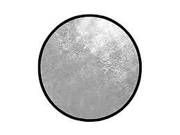 Rebatedor Branco/Prata 1m