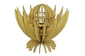 Luminária Flor de Lotus