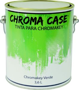 Tinta Chroma Key Verde (Lote 03 galões)