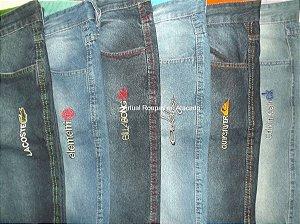 Kit 06 Peças Bermudas Jeans Masculinas ** 36 ao 46