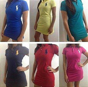 12 Vestidos Polo varias marcas