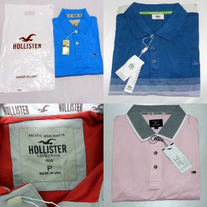 KIT 10 - CAMISAS POLO ORIGINAIS